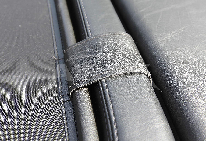 Airax Windschott f/ür SL R129 Windabweiser Windscherm Windstop Wind deflector d/éflecteur de vent