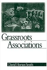 Grassroots Associations Kindle Edition