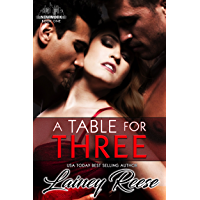 A Table For Three (New York Series Book 1) (English Edition)