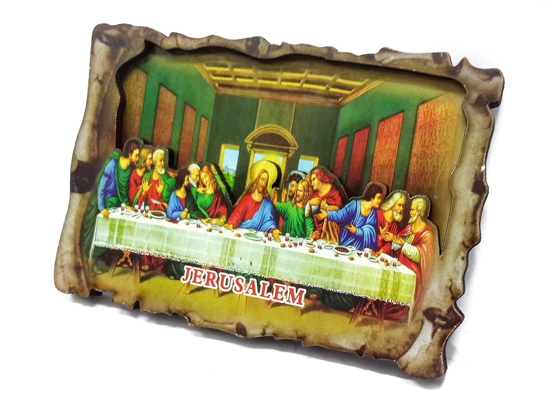 Amazon.com : The Last Supper Jesus Holy Land Gift Jerusalem ...