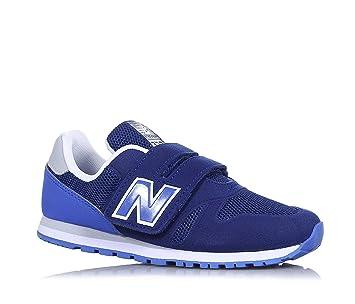 new balance bambini blu