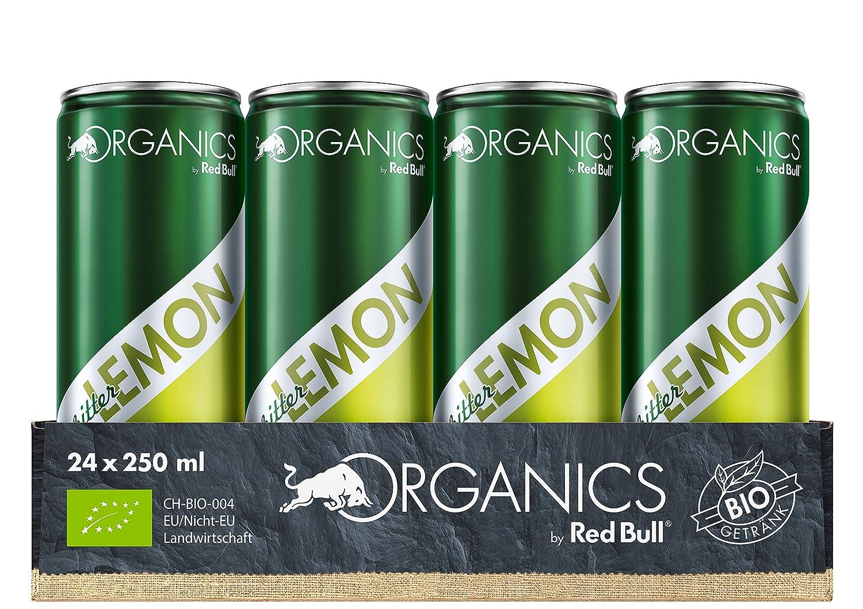 Red Bull Getränke Kühlschrank : Red bull organics bitter lemon bio 24er pack 24 x 250 ml : amazon