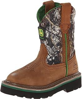 6addf4a9f72e John Deere 2188 Western Boot (Toddler Little Kid)