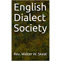 English Dialect Society