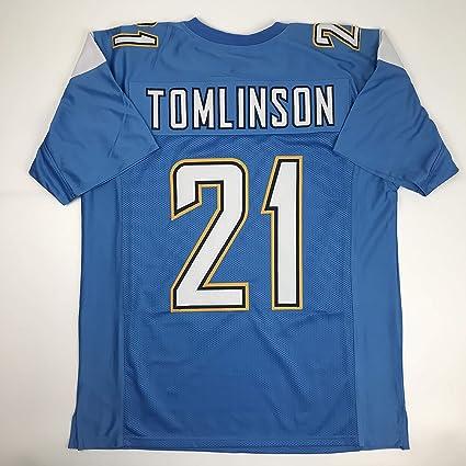 sale retailer d6310 3164e Amazon.com: Unsigned LaDainian Tomlinson San Diego Powder ...