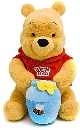 Joy Toy 1000430 Winnie the Pooh - Oso de peluche con bote de miel ...