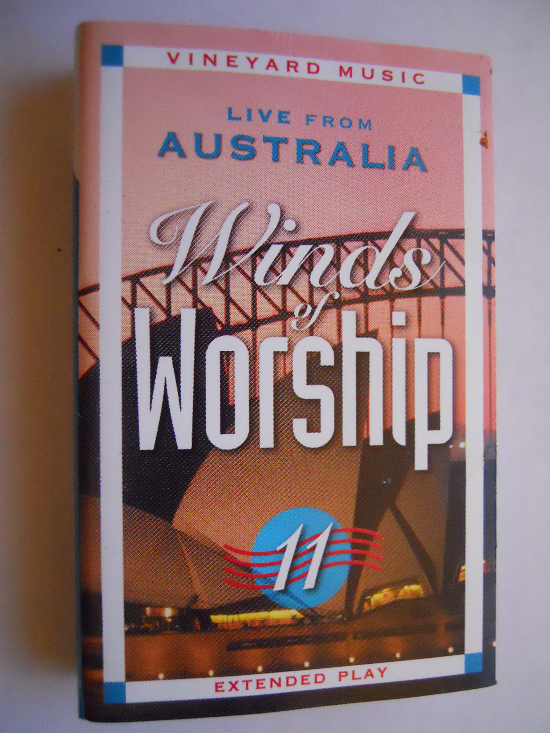 Winds of Worship 11 Live From Australia by