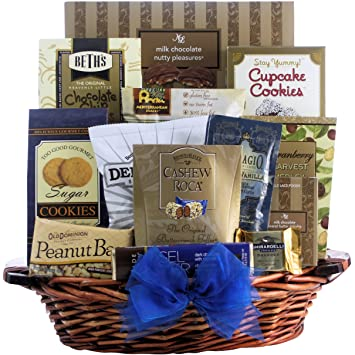 Amazon greatarrivals gift baskets shalom gourmet kosher greatarrivals gift baskets shalom gourmet kosher hanukkah gift basket negle Image collections