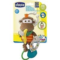 Chicco Titreyen Maymun Çıngırak, Çok Renkli