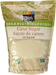 365 Everyday Value Organic Cane Sugar, 4 lb