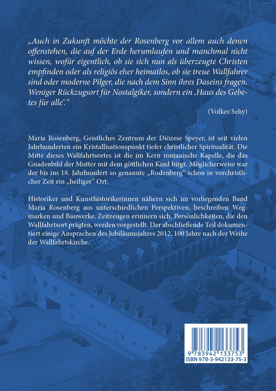 Haus Des Gebetes Für Alle: Maria Rosenberg In Geschichte Und Gegenwart    Livros Na Amazon Brasil  9783942133753