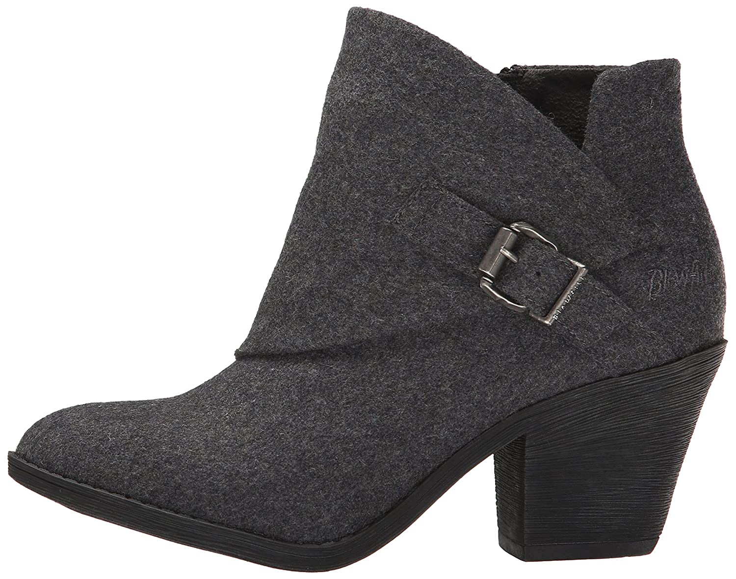 Blowfish Women's Suba Ankle Tone Bootie B00RYRH8R0 7 M US|Grey Tone Ankle Flannel 9958ea