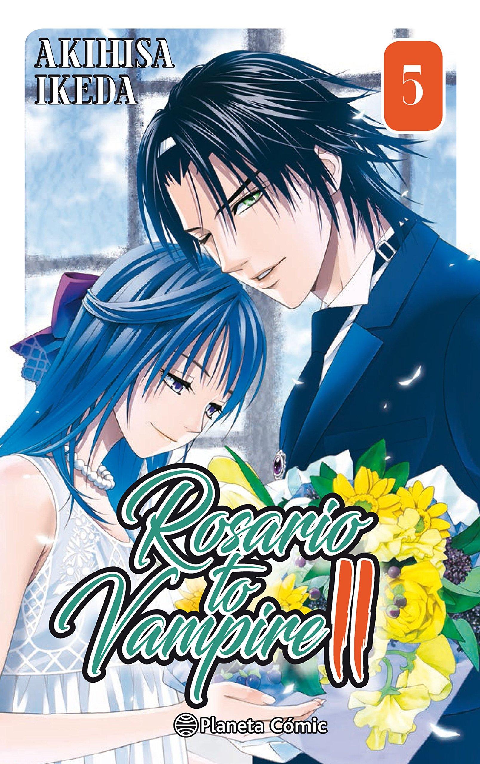 Rosario to Vampire II nº 05 (Manga Shonen, Band 236)