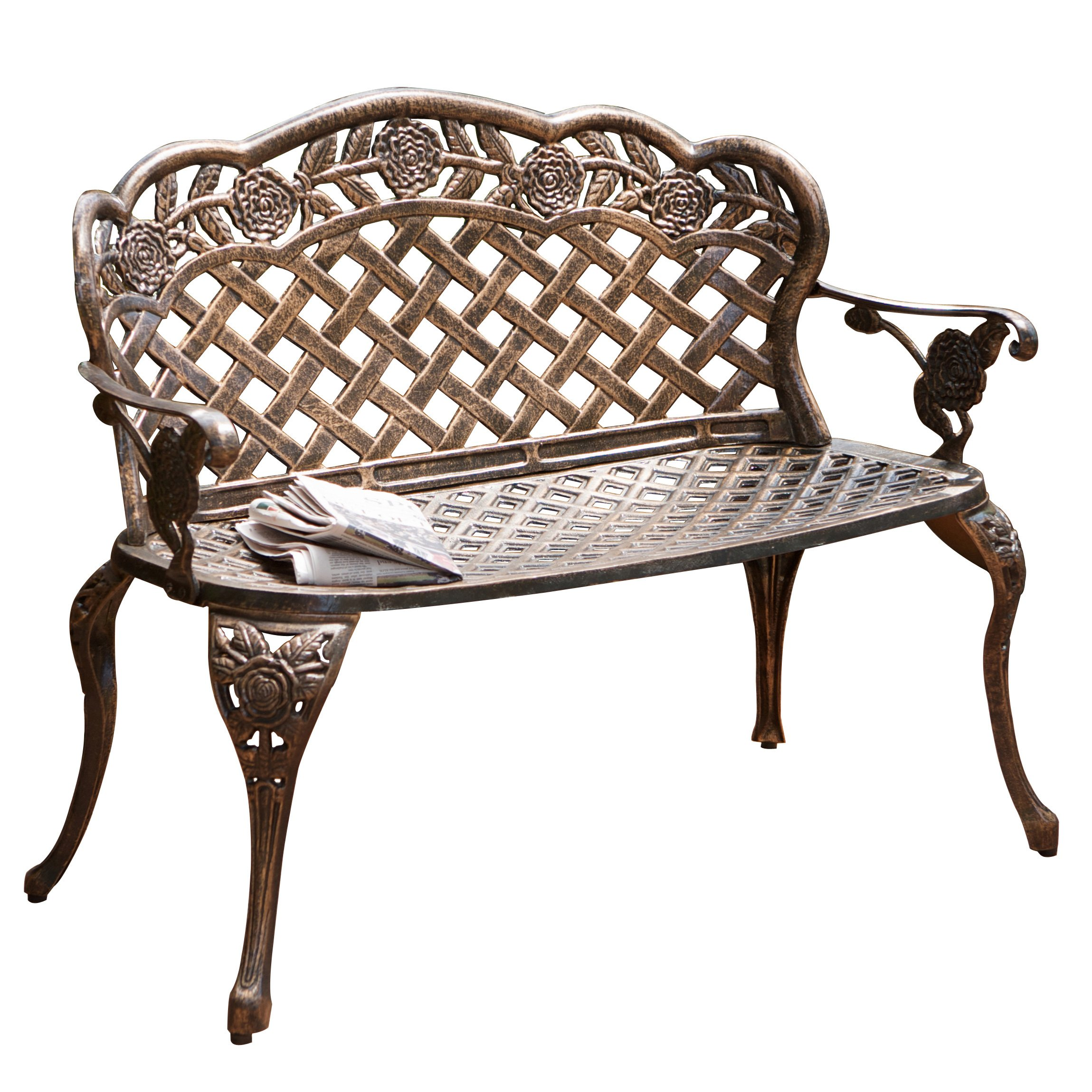 Best Selling Lucia Outdoor Garden Bench