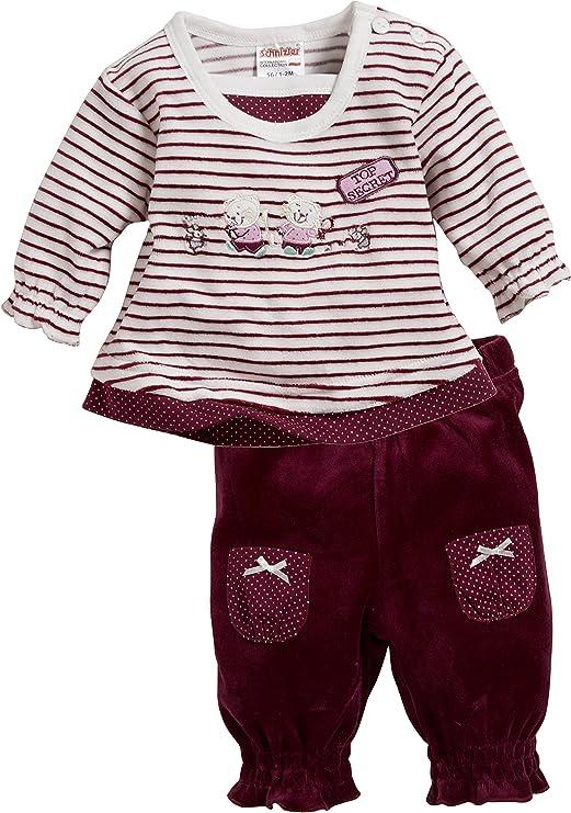 Schnizler Baby-Mädchen Jogginganzug