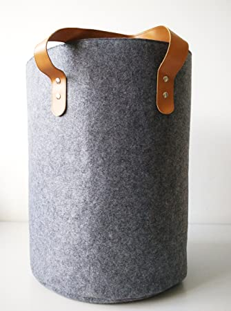 Amazon.com: danha extragrande plegable cesta para la ropa ...