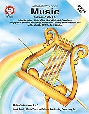 Music: 450 A.D. to 1995 A.D., Grades 5 - 8