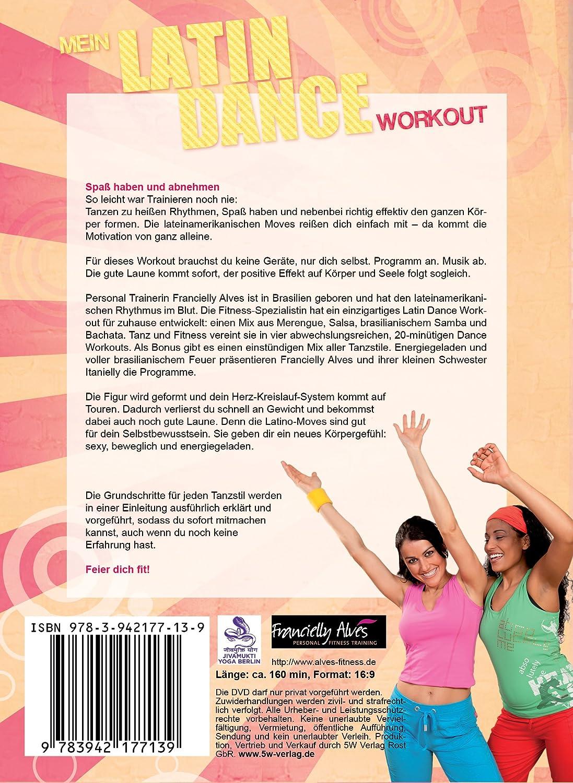 Aerobic zum Abnehmen tanzen dominikanische Merengue
