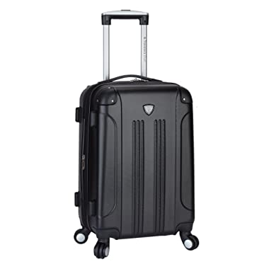 Travelers Club 20  Expandable Hardside Carry-On Luggage with Easy 360º Mobility