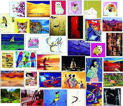 Pack de 30 felicitaciones, tarjetas de cumpleaños para todas las ...