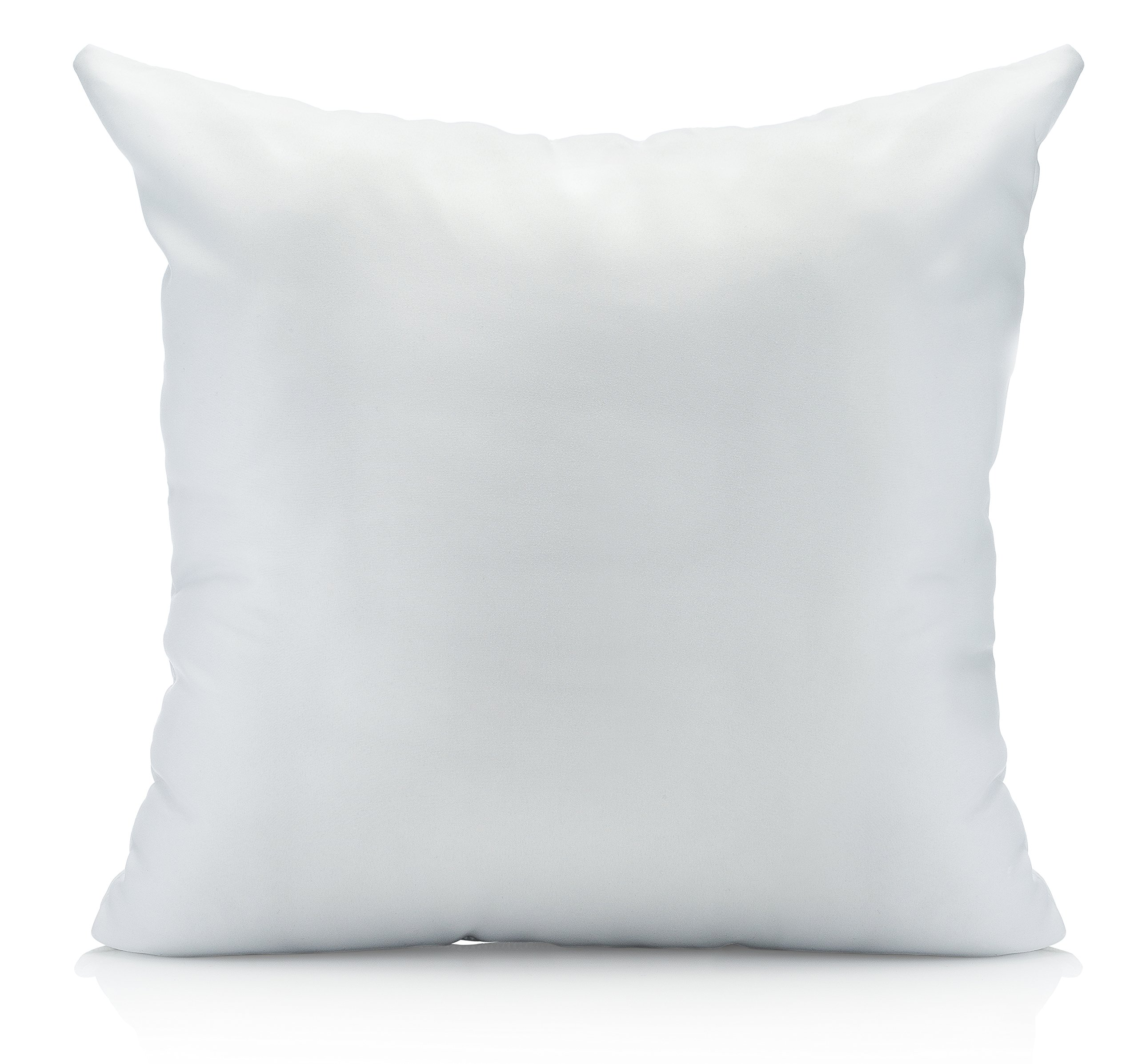 Oh, Susannah 18 x 18 Pillow Inserts Woven Fabric - USA Made and Washable (1 18x18 inch Pillow Throw)