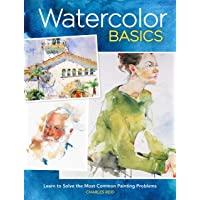 Watercolor Basics: Learn To Solve The Most Common Painting Problems