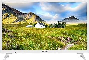 Telefunken Xh24j101 W 60 Cm 24 Zoll Fernseher Hd Ready Triple Tuner Modelljahr 2021 Heimkino Tv Video