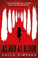 As Red As Blood (Lumikki Andersson Book 1)