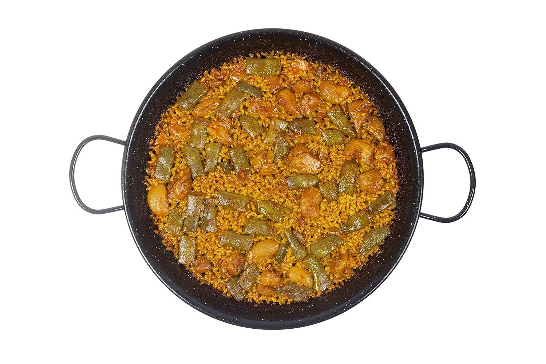Gastraval - Paella valenciana (970 gr) (Pack 2 unidades): Amazon.es: Alimentación y bebidas