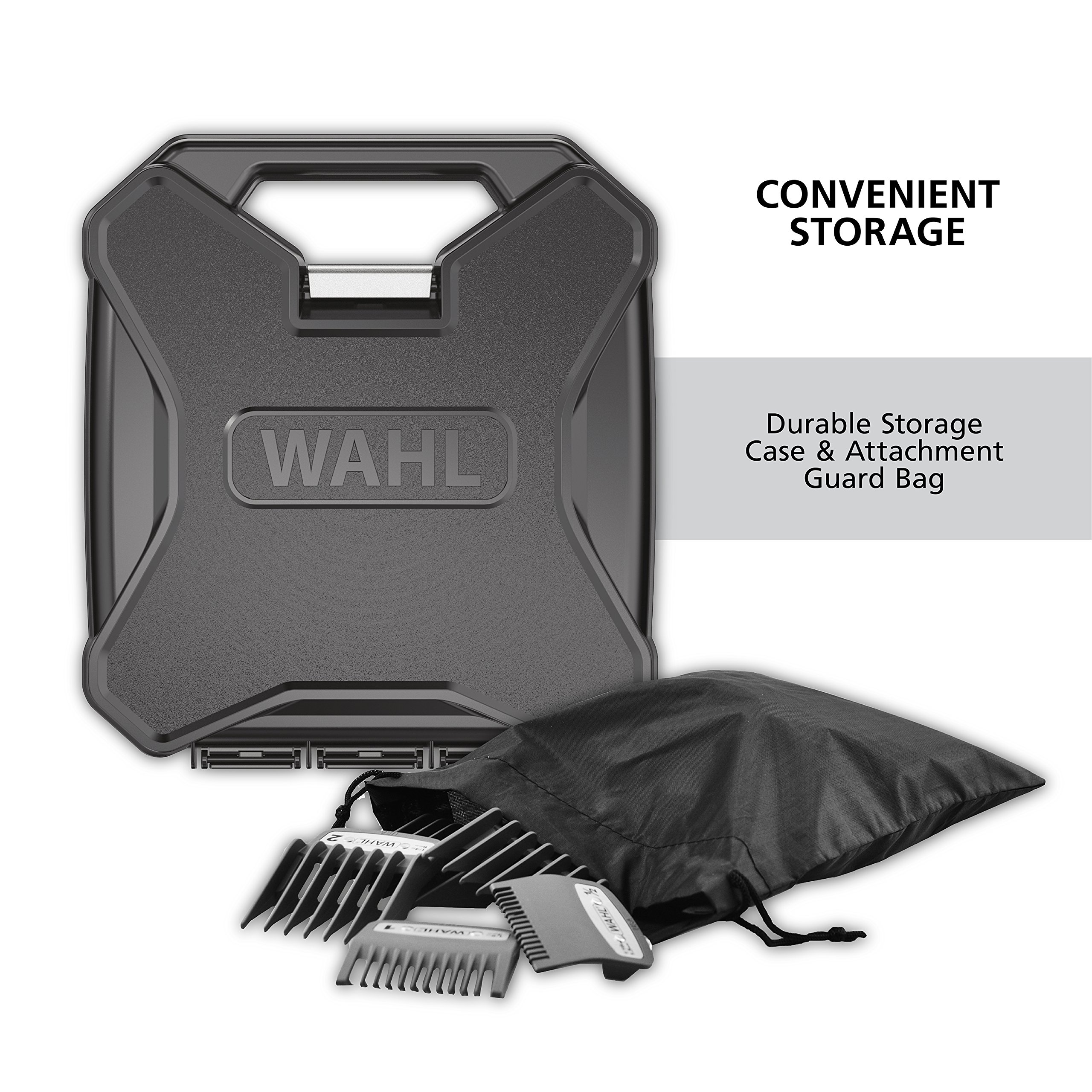 Wahl Clipper Elite Pro High Performance Haircut Kit For Men With