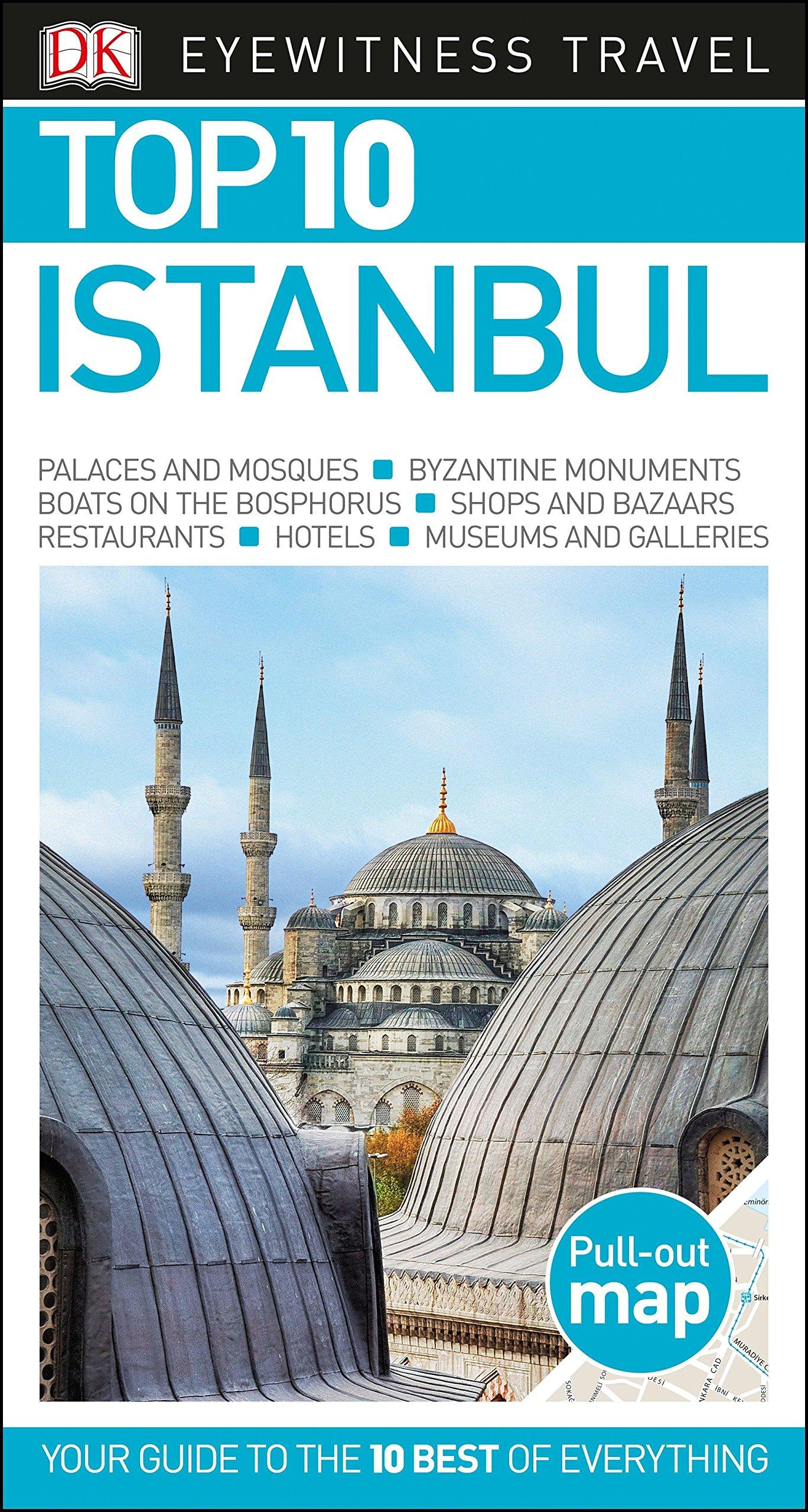 Download Top 10 Istanbul (DK Eyewitness Travel Guide) pdf