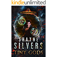 Tiny Gods: Nate Temple Series Book 6 book cover