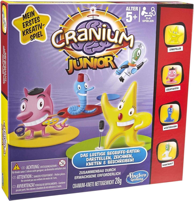 Hasbro B2136100 - Cranium Júnior: Amazon.es: Juguetes y juegos