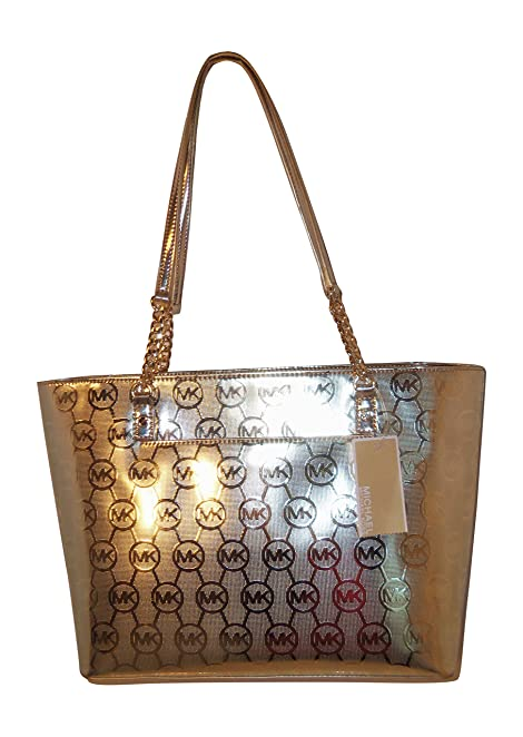 0c55b936fde1 ... where can i buy michael kors jet set ew chain tote pale gold 12f75 71a72