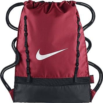 Nike Brasilia 7 Gymsack Mochila, Hombre, Rojo (Gym Red/Black/White), Talla Única: Amazon.es: Deportes y aire libre