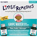 Little Remedies Gripe Water, Safe for Newborns, (2 Count of 2 Fl Oz) 4 Fl Oz