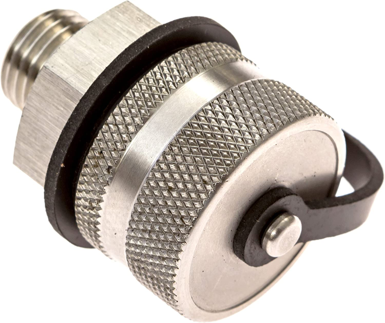 No Tools for M20-1.50 Fast Drain ValvoMax Oil Drain Valve No Mess