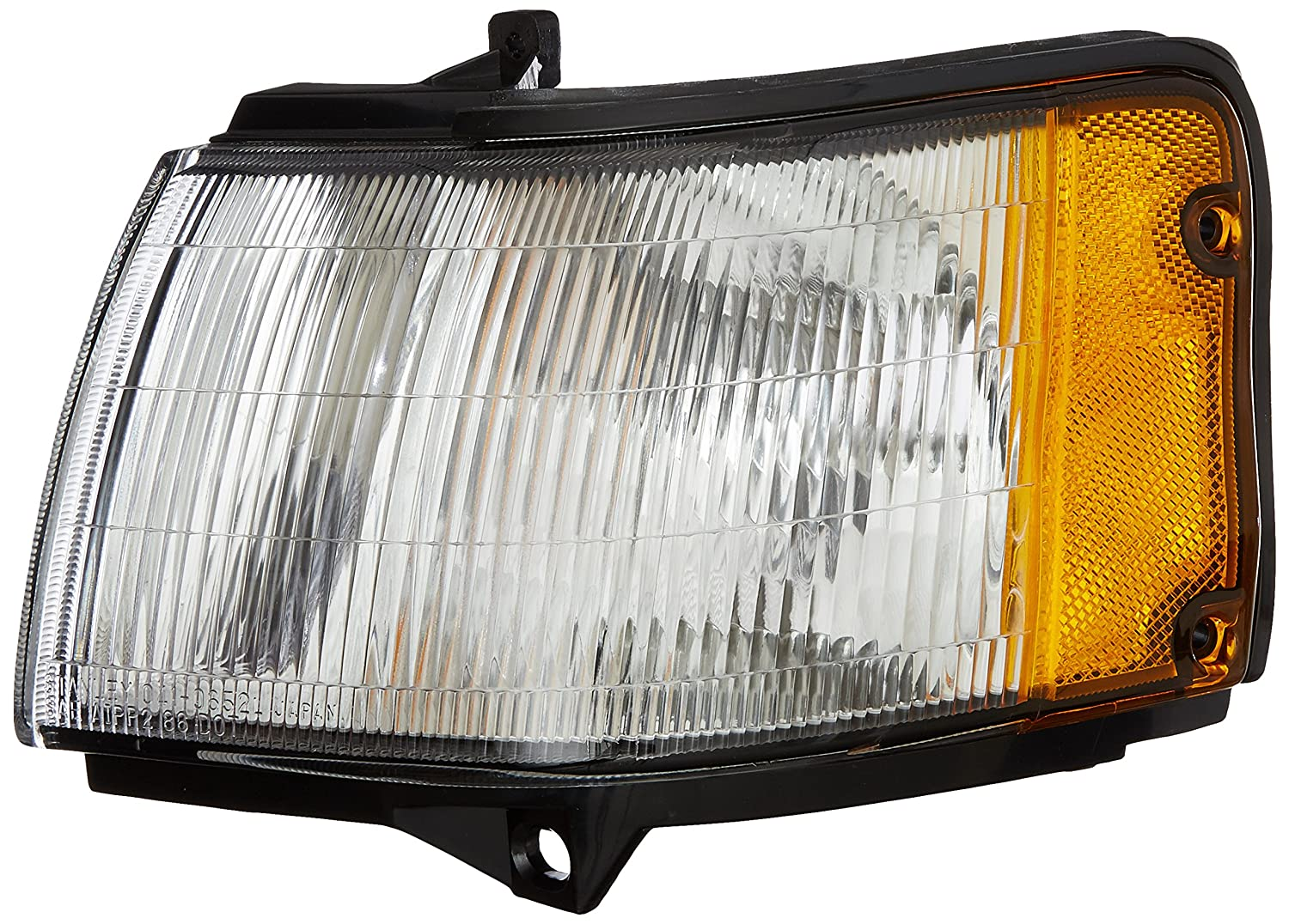 Driver side WITH install kit -Chrome LED CAB Side Roof mount spotlight 2015 Freightliner 114 SD EXT 6 inch