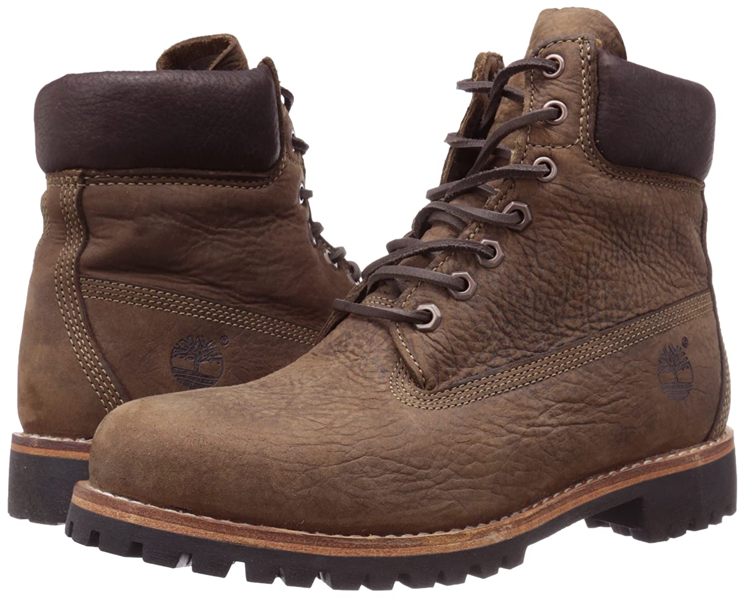 Timberland Heritage Ltd WP Chaussure Homme Marron Taille 41
