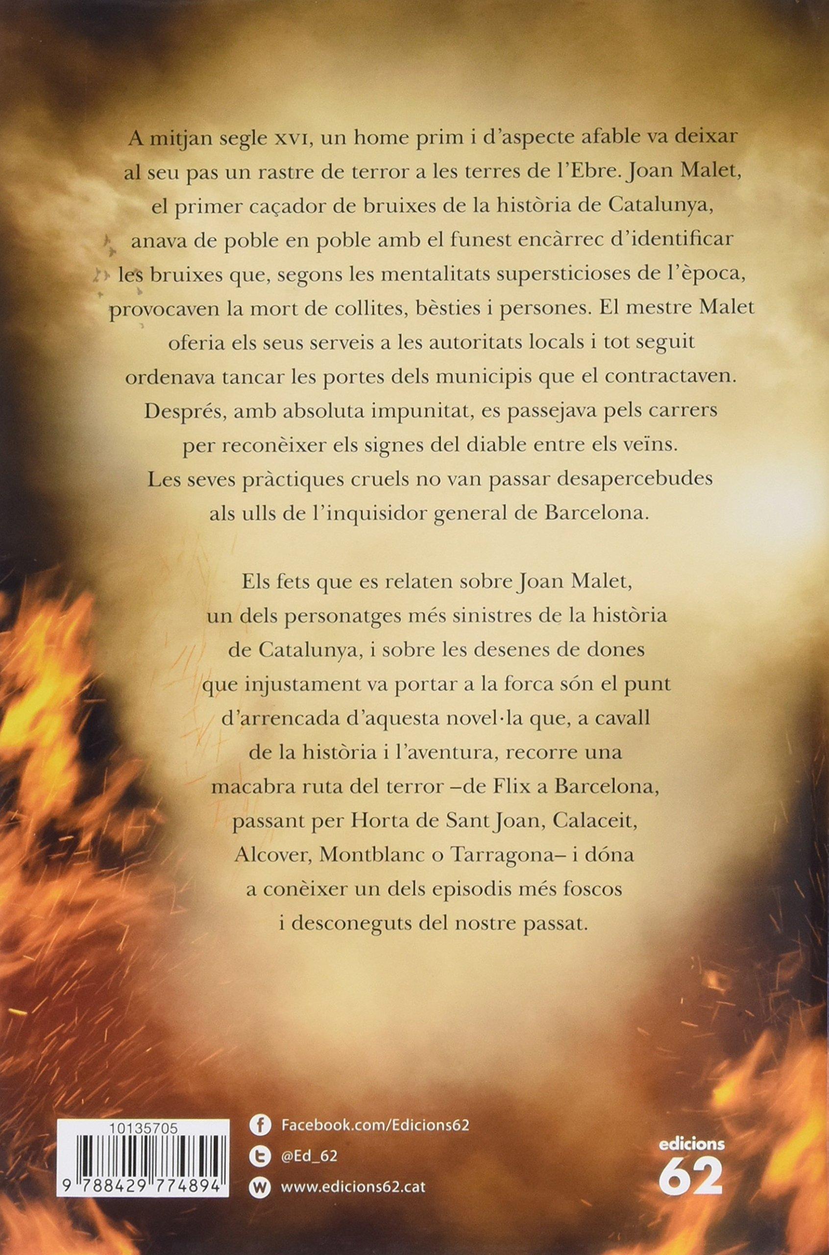 El caçador de bruixes (Èxits): Amazon.es: Martí Martínez, David ...