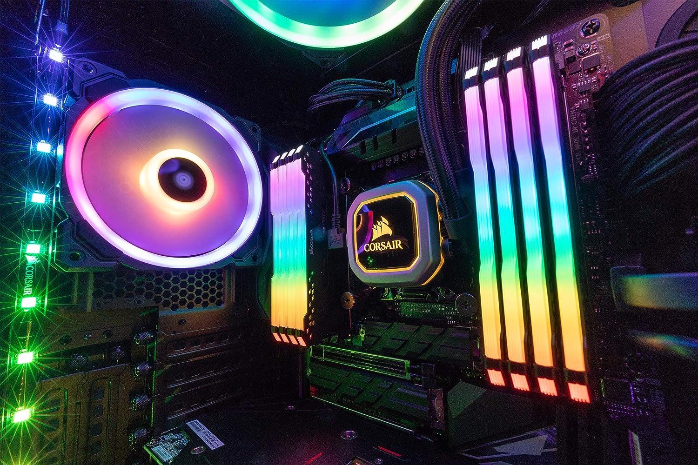 Corsair Vengeance RGB Pro 16GB schwarz DDR4 3200MHz C16 TUF Gaming Edition 2x8GB