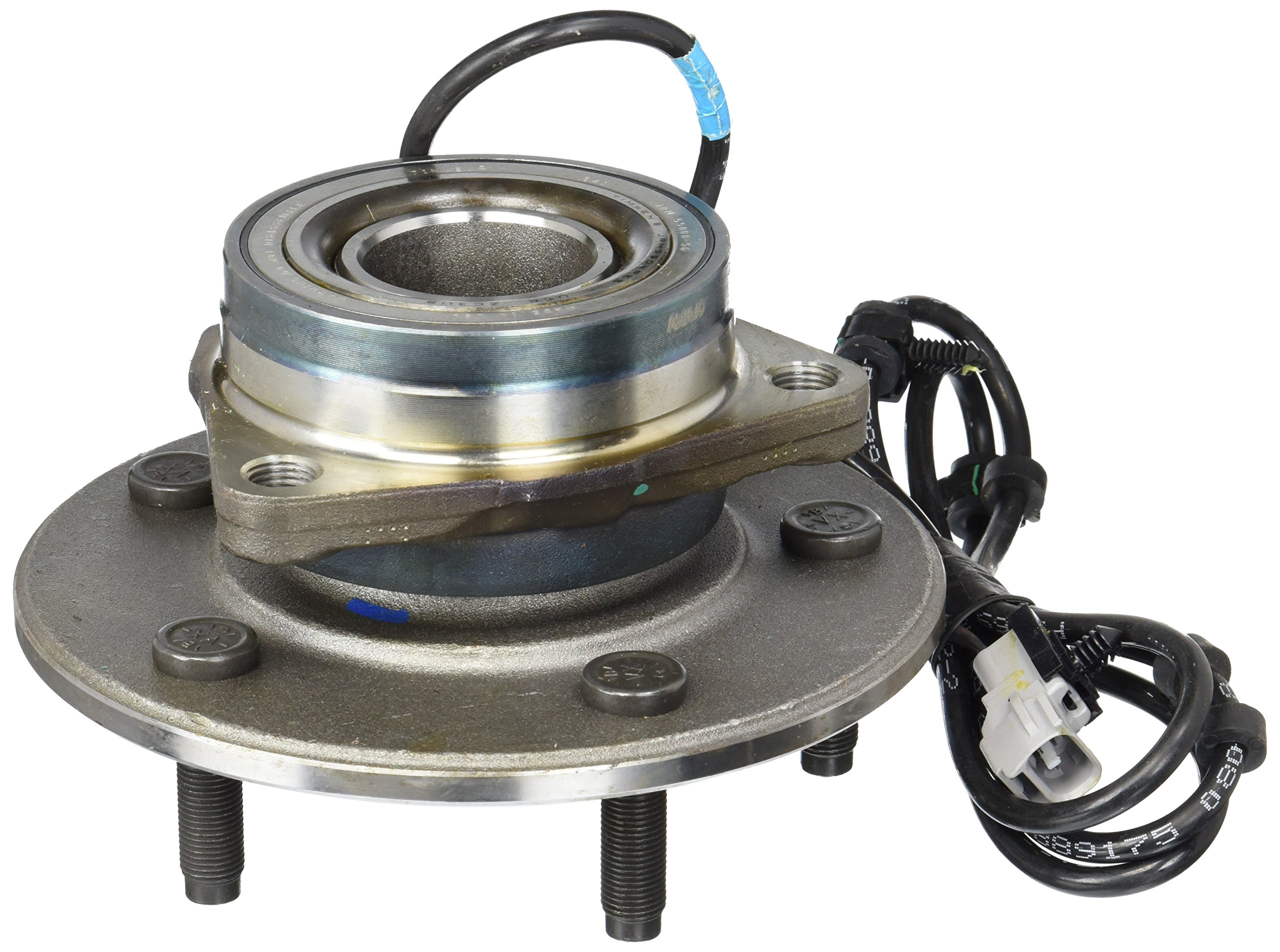 Timken SP550102 Axle Bearing and Hub Assembly
