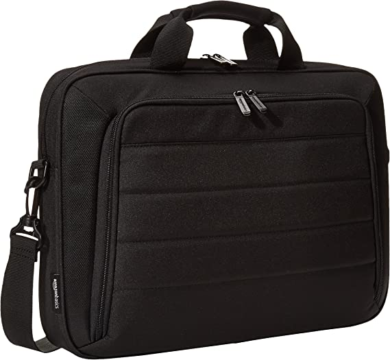 AmazonBasics 17.3 Inch Laptop and Tablet Case Shoulder Bag
