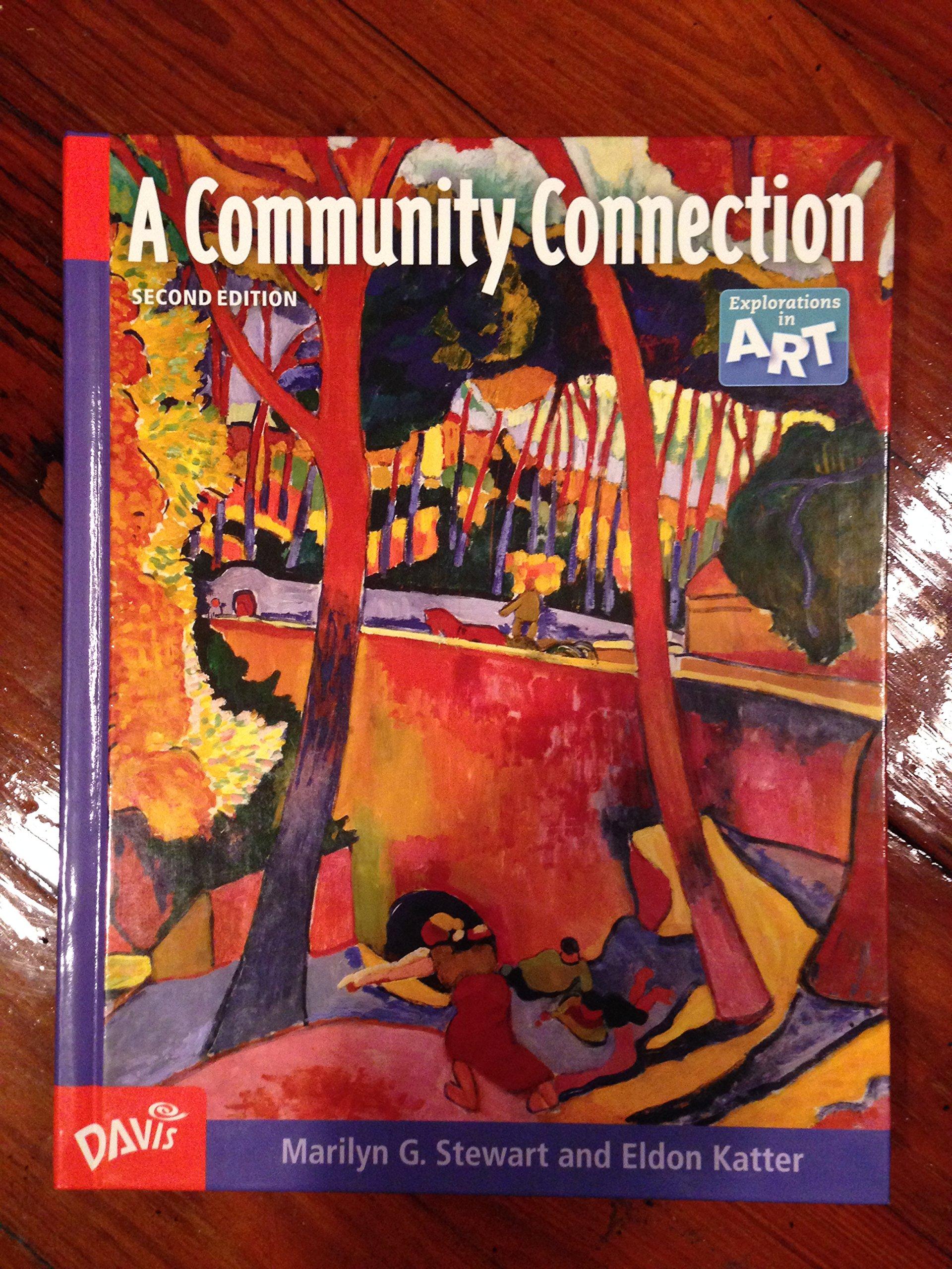 Download A Community Connection pdf epub