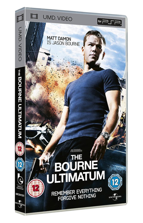 The Bourne Ultimatum Reino Unido UMD Mini para PSP: Amazon.es ...