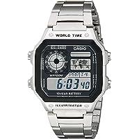 Casio Reloj digital de los hombres