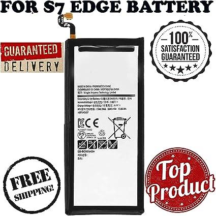 Amazon.com: OEM – Batería de repuesto para Samsung Galaxy S6 ...