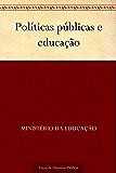 Políticas públicas e educação