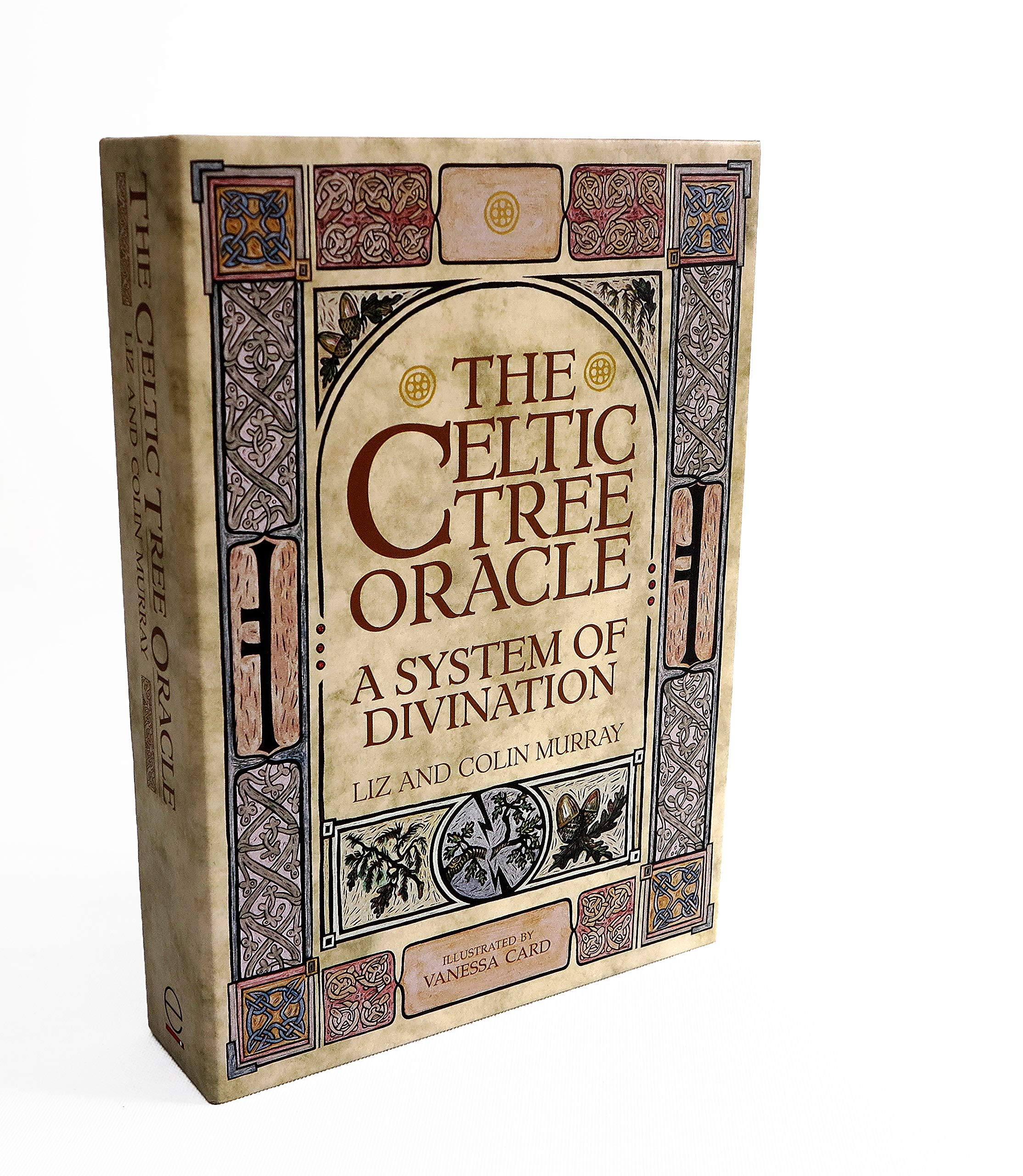 The Celtic Tree Oracle: A System of Divination (book, cards & record