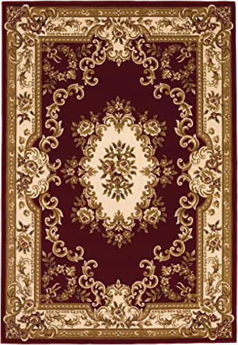 KAS Oriental Rugs Corinthian Collection Aubusson Area Rug